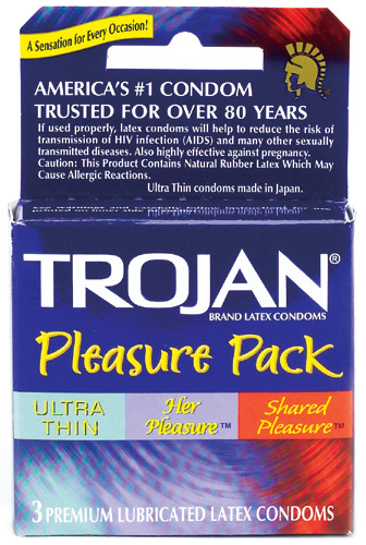 an analysis of the advertisement for trojan condoms Condom ads on tv remain controversial trojan condom commercial sandwiched between a commercial for an airline and a sale at sears although some.