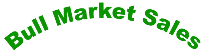 Bull Market Sales