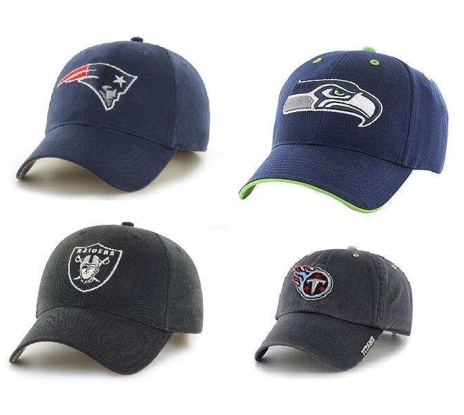Licensed NFL Caps - BMS Catalog 077c5c323fa