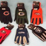 Assorted NFL All Purpose Gloves