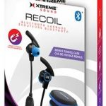 Recoil Wireless Magnetic Earbuds w/ Mic