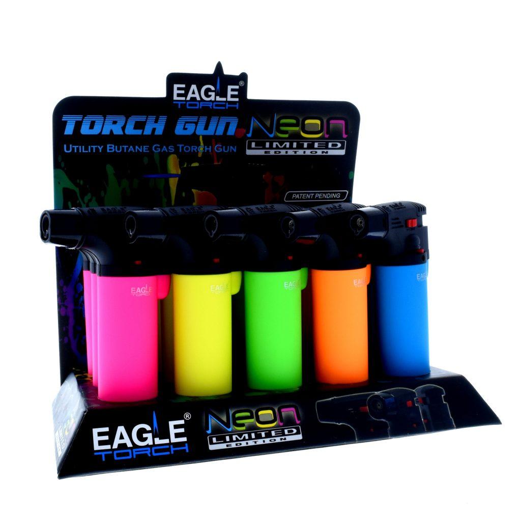 Eagle Torch Gun Style Neon Colors Bms Catalog