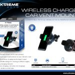 Car Vent Wireless Charger