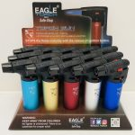 Metallic Eagle Gun Style Torch