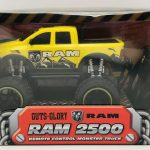 1:24 Scale Licensed RC Trucks