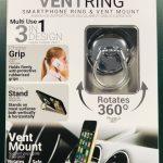 Smartphone Ring & Vent Mount