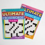 Ultimate Crossword Book Display
