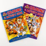 Looney Tunes Coloring and Activity Book