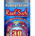 Reef Safe Sun® Oxybenzone Free Eco-Friendly SPF 30 Biodegradable Sunscreen