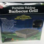 Portable Folding BBQ Grill