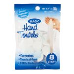 Magic Hand Towel 8pk