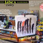 Jabe's Knife Display