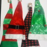 Deluxe Plush Holiday Hats