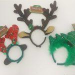 Flashing Holiday Headband