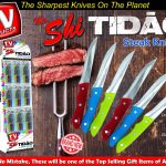 Mr. Shi TIDAO Steak Knives