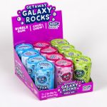 Getaway Galaxy Rocks Bubble Gum