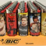 Cult Classic Movie BIC Lighters