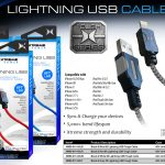 6 Ft. Lightning USB Cable - Tough Series