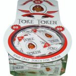 Toke Token Rolling Papers - White