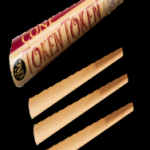 Toke Token Rolling Papers - King Size Cone