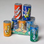 Soda Can Fizz Candy