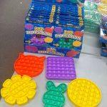Push n' Pop Bubble Fidget Toy