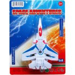 Space Adventure Transforming Aircrafts