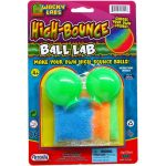 High-Bounce Ball Lab