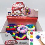 Hand Pressure Fidget Popper