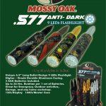 .577 Mossy Oak L.E.D. Flashlight